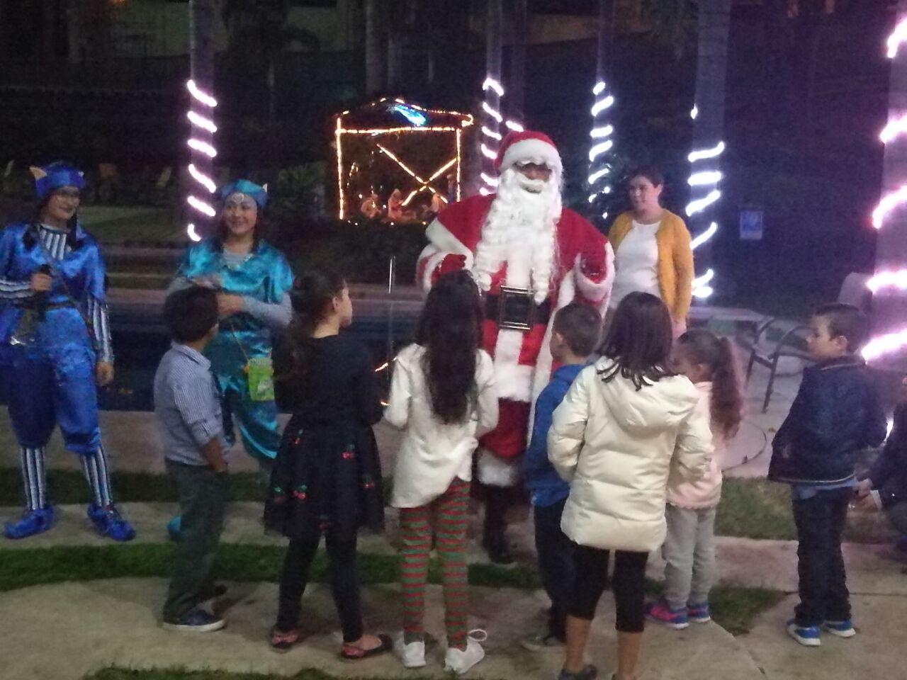 Inauguración de la Navidad