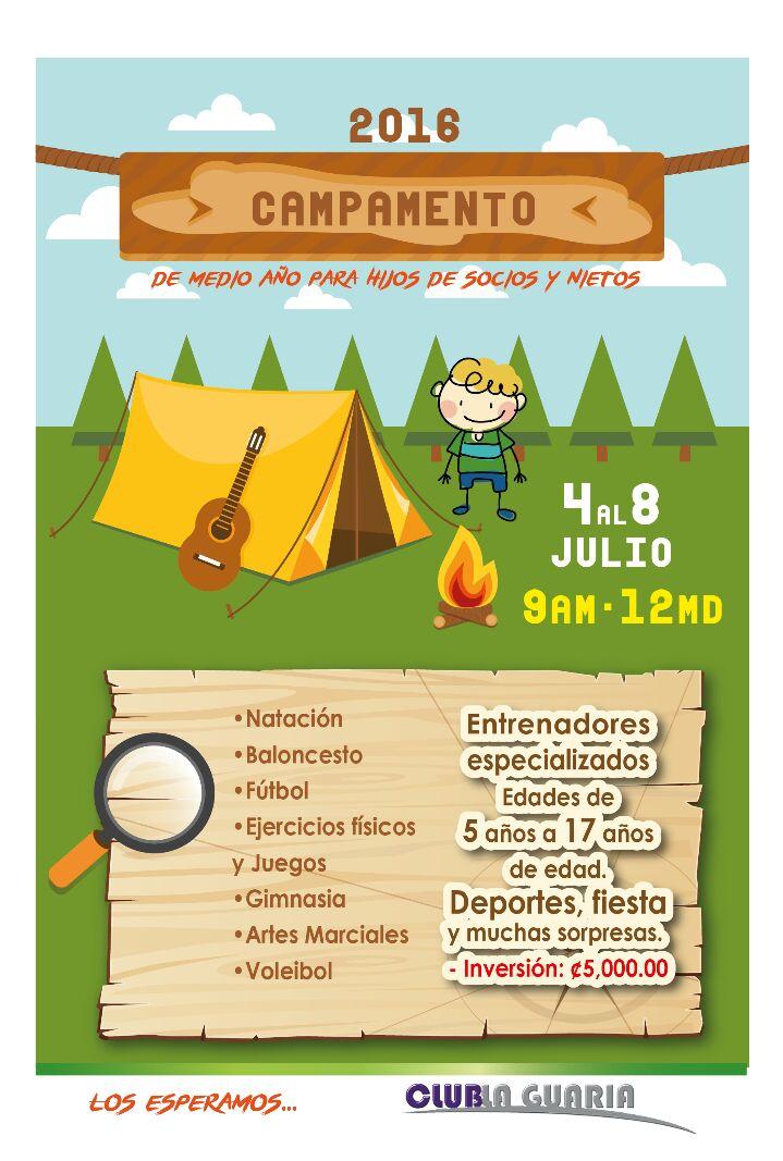Campamento medio año