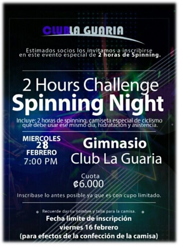 Spinning Nocturno