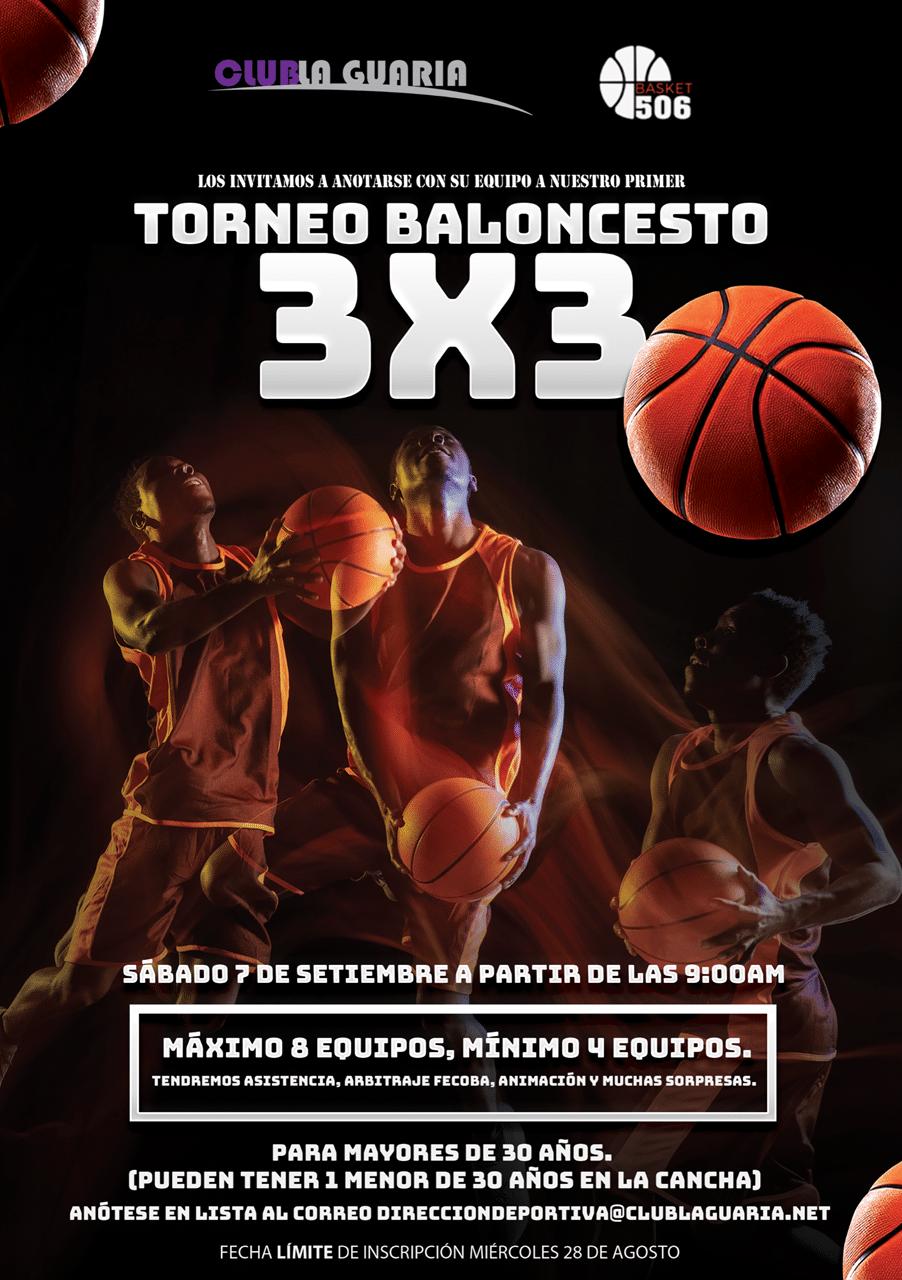 Torneo de Baloncesto 3x3
