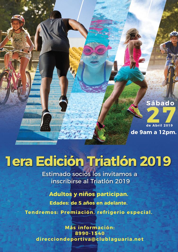 Triatlón 2019
