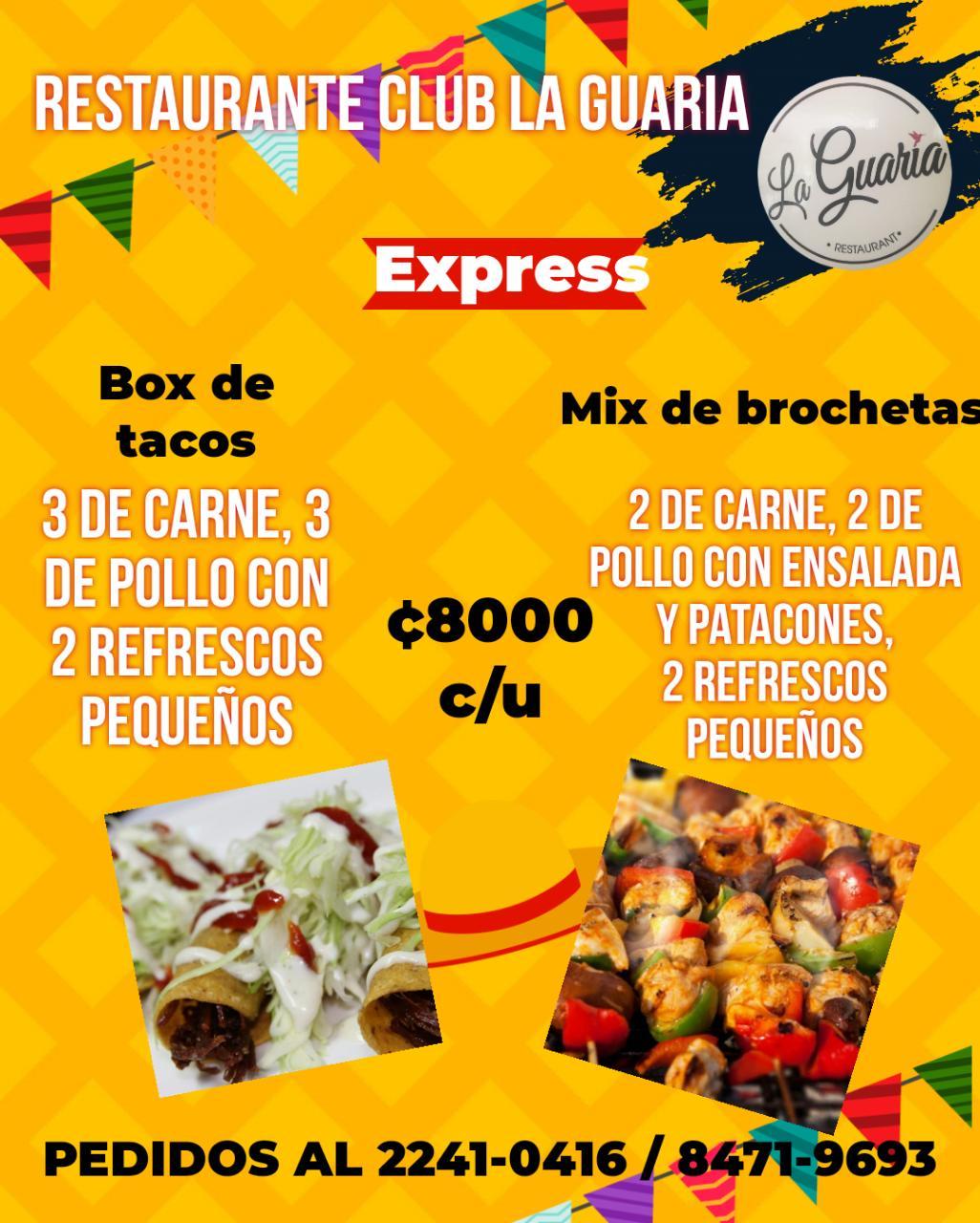 Promociones Restaurante Casa Club