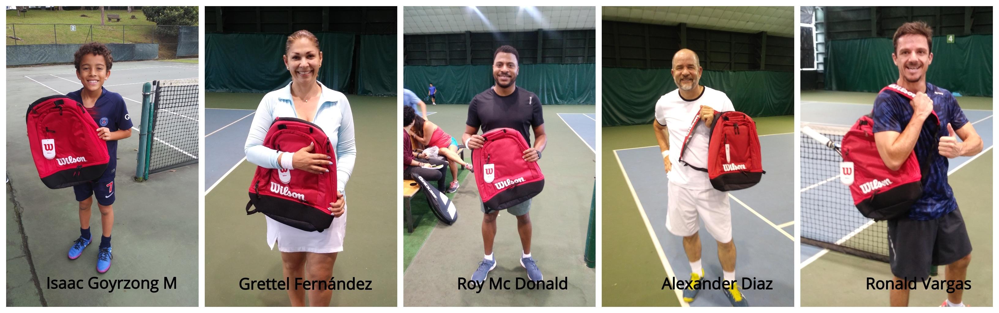 Final de torneo de Tenis