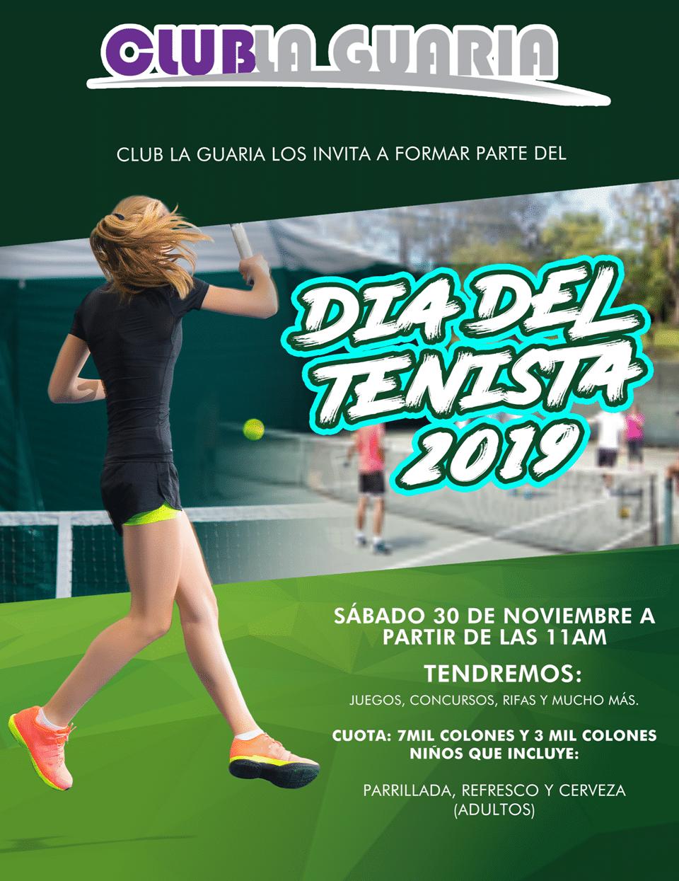 Día del tenista