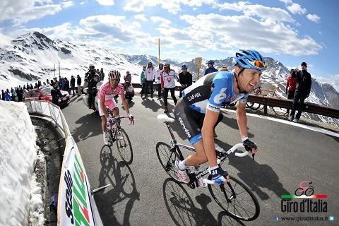 """Clase especial Spinning """"Giro de Italia"""""""