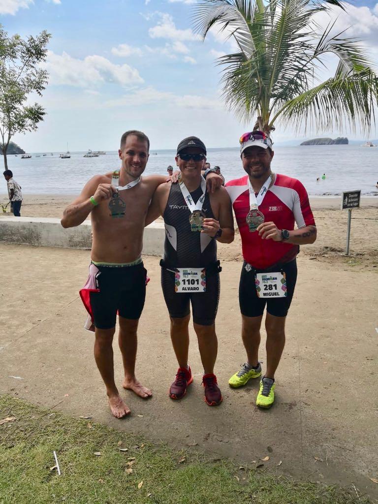 Felicidades Atletas IRONMAN 70.3