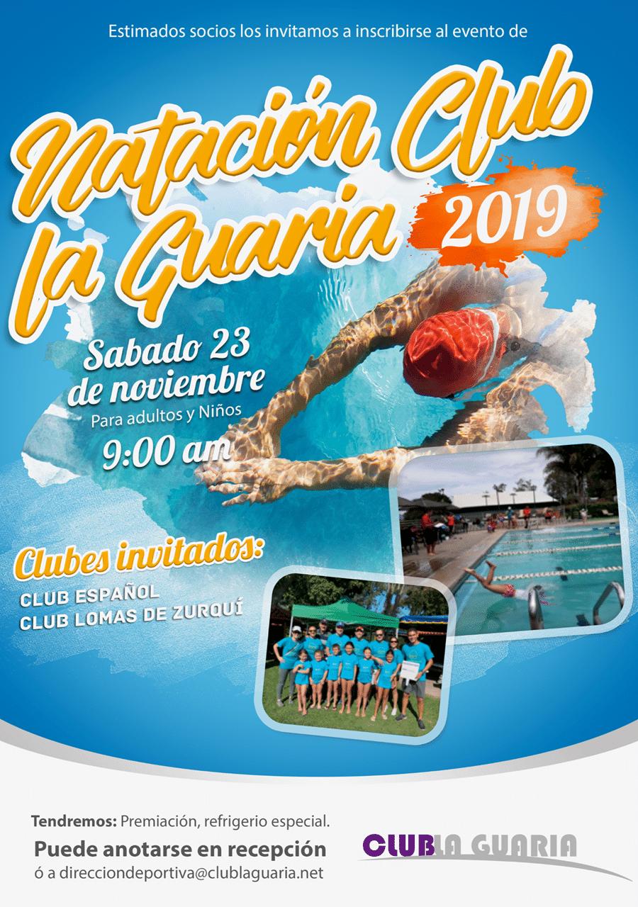 Natación Club La Guaria