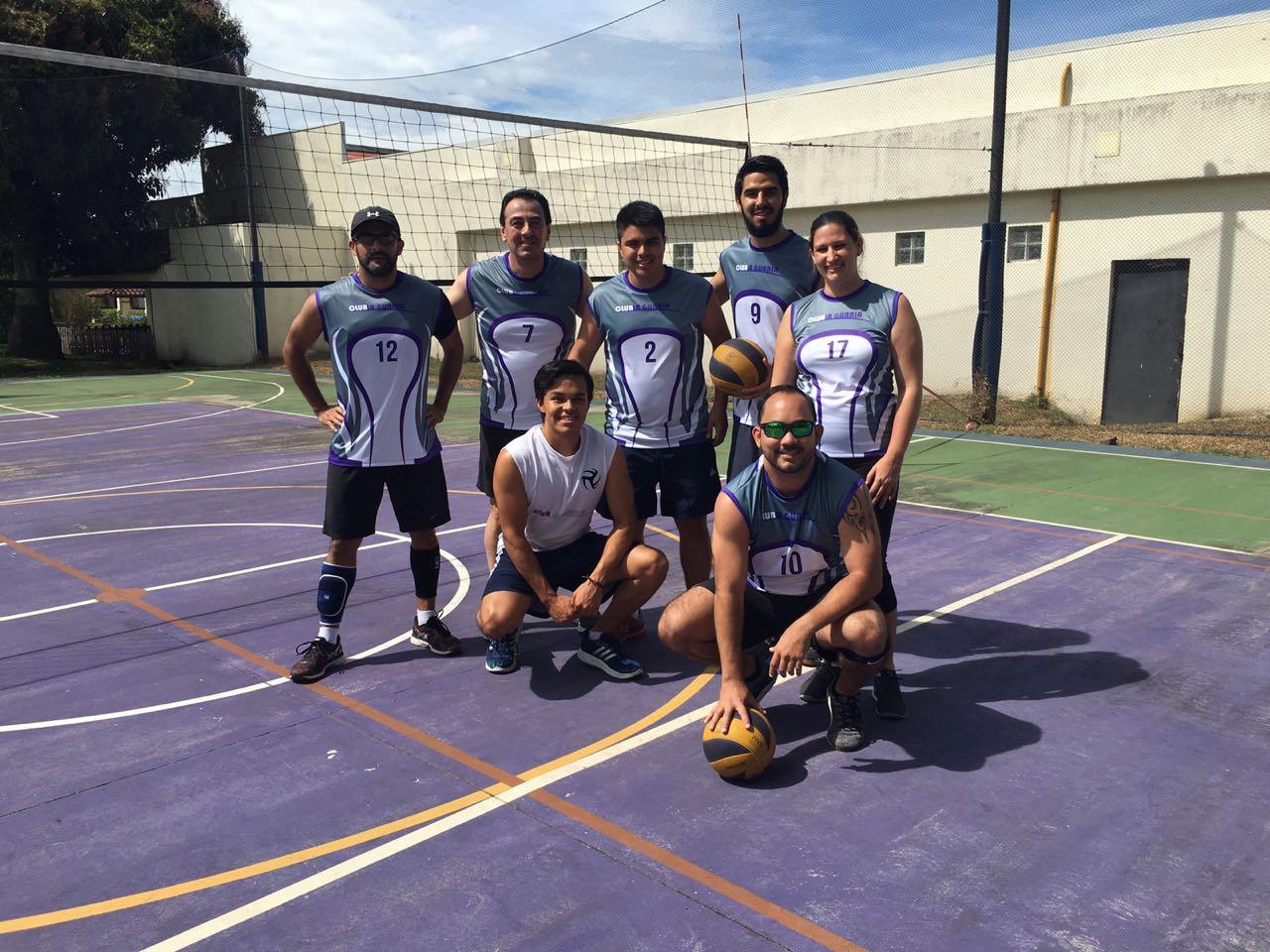 Campones Interclubes de Voleibol